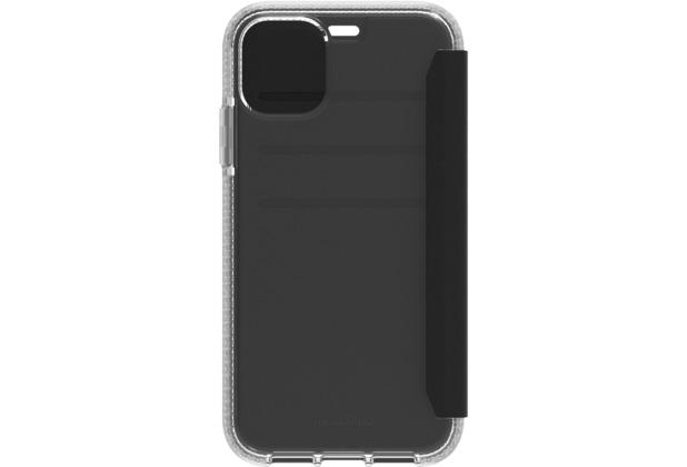 Griffin Survivor Clear Case, Wallet für Apple iPhone 11, schwarz/transparent, GIP-038-CLB