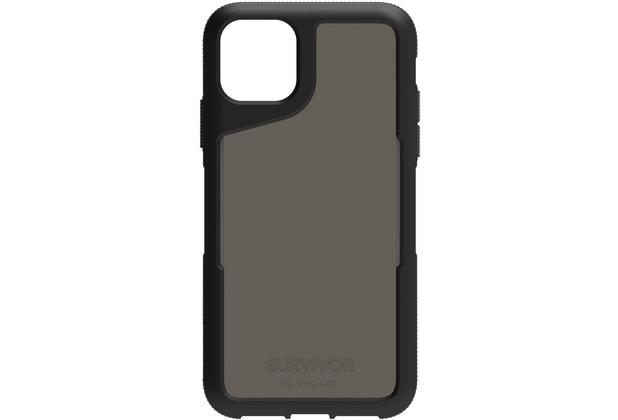 Griffin Survivor Endurance Case, Apple iPhone 11 Pro Max, schwarz/grau/smoke, GIP-034-BKG