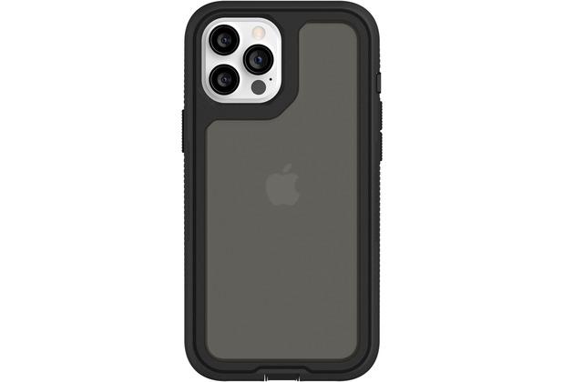 Griffin Survivor Extreme Case, Apple iPhone 12 Pro Max, asphalt schwarz, GIP-061-BLK