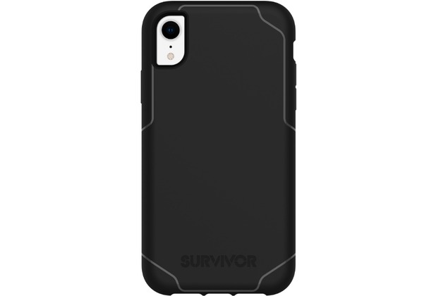 Griffin Survivor Strong, Apple iPhone XR, schwarz