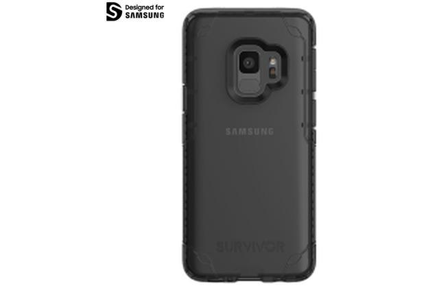 Griffin Survivor Strong, Samsung Galaxy S9 , transparent