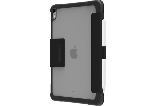 Griffin Survivor Tactical Folio Case, Apple iPad mini 5 (2019)/4, schwarz/transp., GIPD-012-BLK