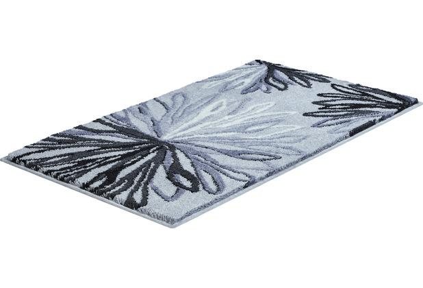 GRUND Badteppich ART anthrazit/grau 60x100 cm
