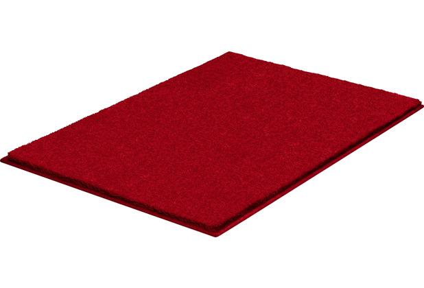 GRUND Badteppich Iconic rubin 60x90cm