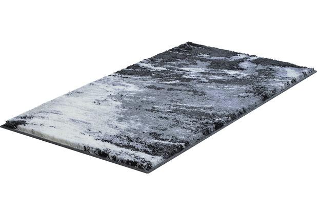 GRUND Badteppich MAGMA grau 60x100 cm