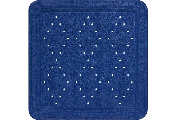 GRUND Wanneneinlage BAVENO blau 55x55 cm