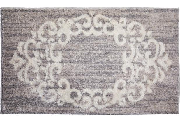 GRUND CLASSIQUE Badeppich taupe 60 x 100 cm