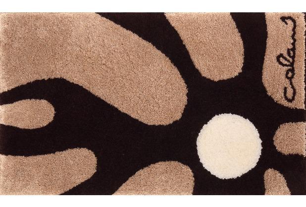 Colani 12 Badteppich beige 60x100 cm