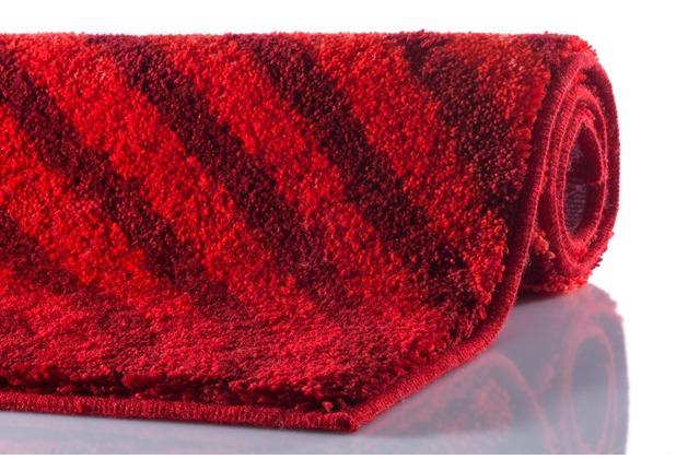 GRUND Badteppich ETRNITY rubin 60 cm x 100 cm