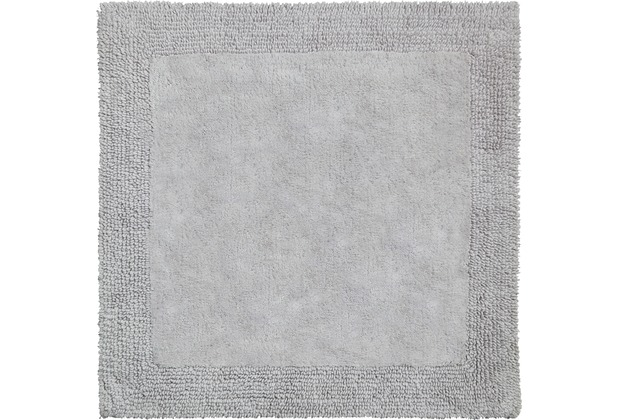 GRUND LUXOR Badteppich kieselgrau 60 x 60 cm