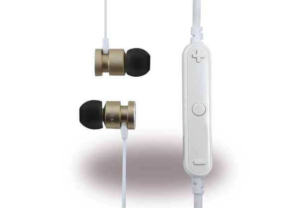 Guess Bluetooth In Ear Headset - Gold