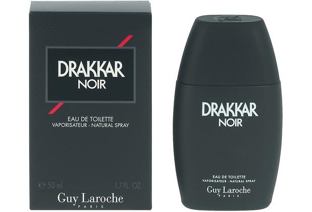 Guy Laroche DRAKKAR NOIR Eau de Toilette Spray 50 ml