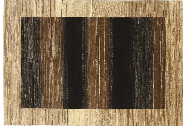 Handknüpfteppich LOMBARD Dess. 5.4 gemustert 70 cm x 140 cm