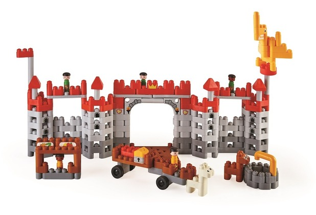 Hape Mittelalterliche Burg