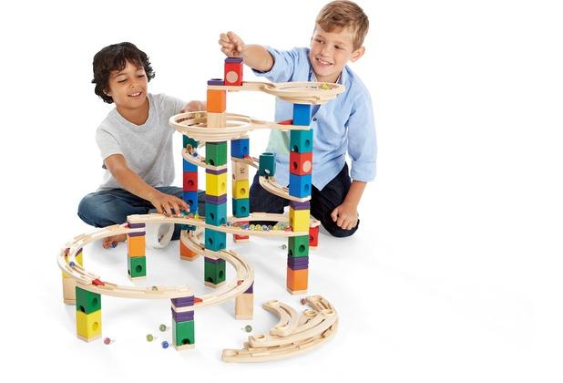 Hape Quadrilla Marble Runs The Cyclone