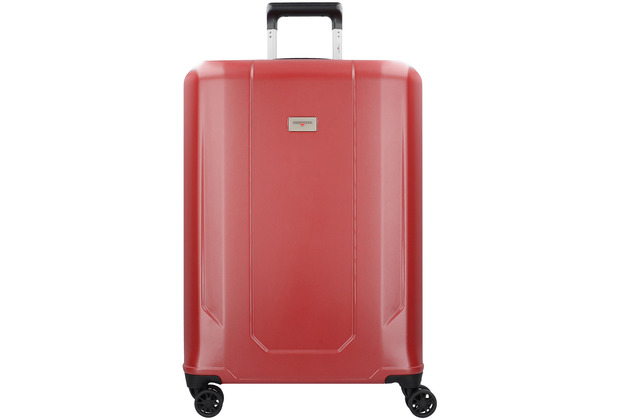 Hardware Airtech M 4-Rollen Trolley 68 cm lady red
