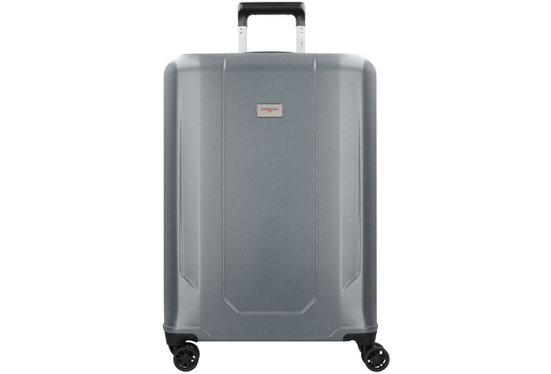 Hardware Airtech M 4-Rollen Trolley 68 cm techno grey