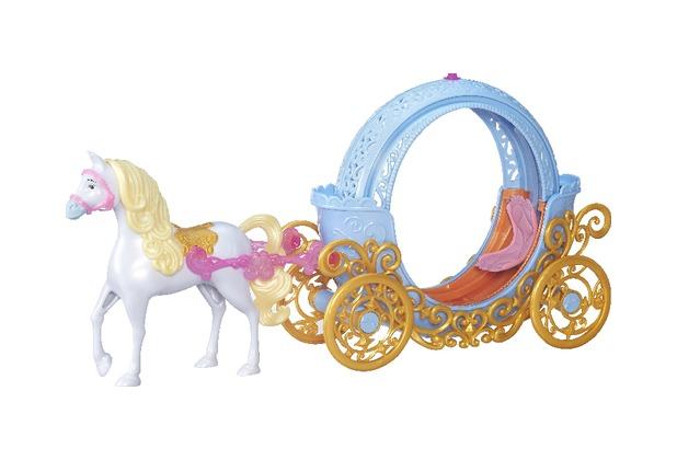 Hasbro Disney Princess Cinderellas verwandelbare Kutsche
