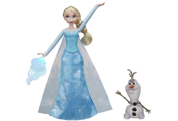 Hasbro Frozen Zauberlicht Elsa