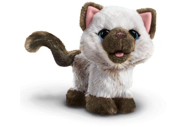 "Hasbro FurReal Friends Kami, mein \""ich-muss-mal-Kätzchen\"""