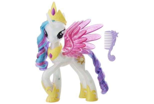 Hasbro My Little Pony Movie Leuchtzauber Prinzessin Celest