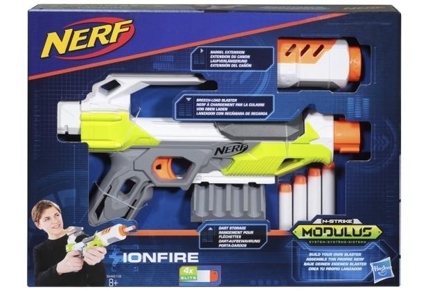 Hasbro Nerf N-Strike Modulus Ion-Fire