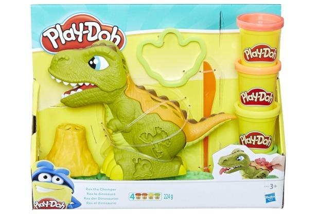 Hasbro Play-Doh Rex der Dinosaurier