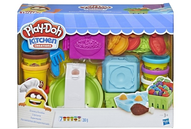 Hasbro Play-Doh Supermarkt