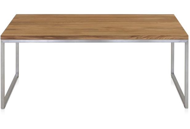 Henke Möbel Couchtisch Ast-Eiche 110 x 60 cm