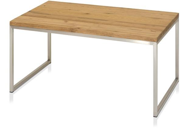 Henke Möbel Couchtisch Kern-Altholz 90 x 60 cm