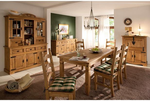 Henke Möbel Tisch 190 x 91 cm