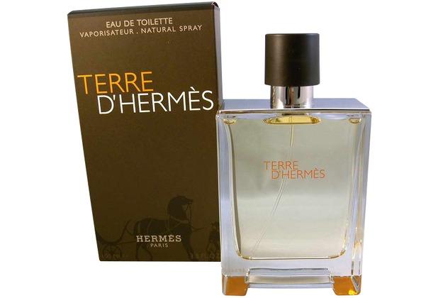 Hermes TERRE D\'HERMES Eau de Toilette Vapo 100 ml
