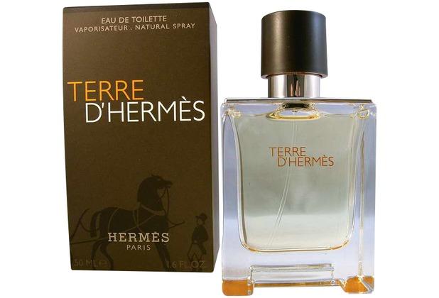 Hermes Terre D\' edt spray 50 ml