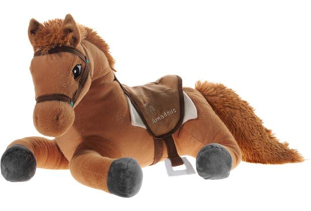 "Heunec BIBI & TINA Pferd \""Amadeus\"" liegend"