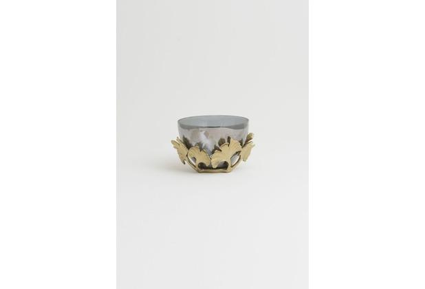 Holländer Glasschale CAMPAGNOLO gold