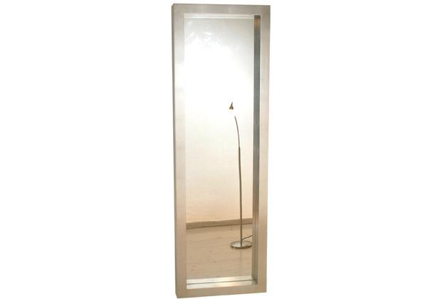 Holländer Spiegel CLASSICO AMERIKA  GRANDE Rahmen Holz MDF mit Blattsilber - Spiegelglas