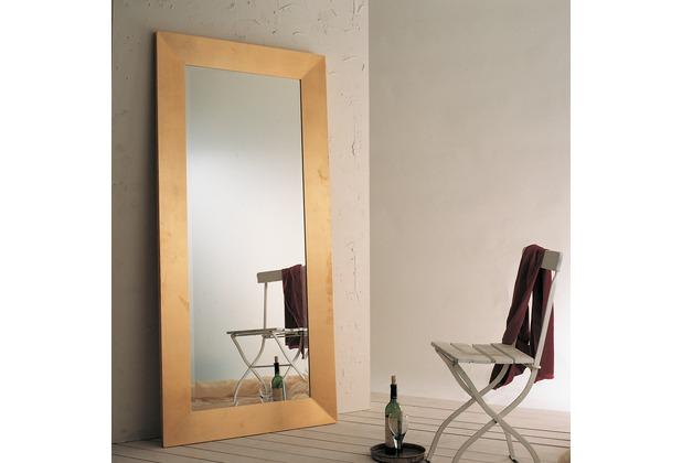 Holländer Spiegel CLASSICO GRANDISSIMO Rahmen Holz mit Blattgold - Spiegelglas