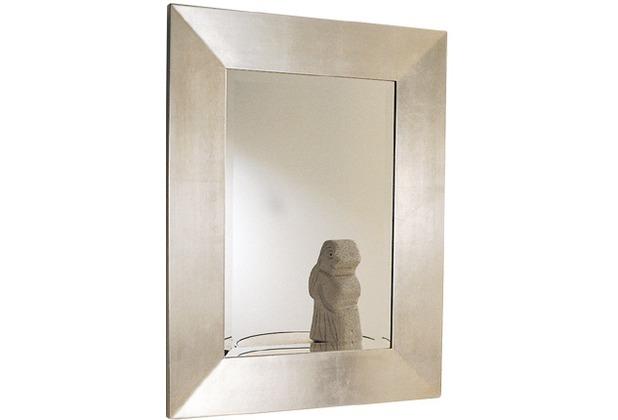 Holländer Spiegel CLASSICO MEDIUM Rahmen Holz MDF mit Blattsilber - Spiegelglas