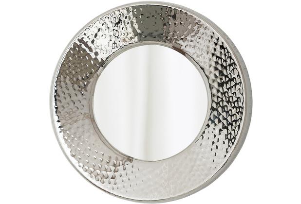 Holländer Spiegel DESSERT Aluminium silber - Spiegelglas