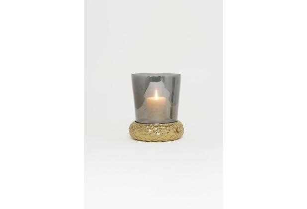 Holländer Windlicht ALBATRO GRANDE gold