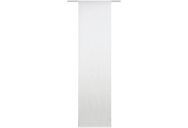 Home Wohnideen Schiebevorhang Effektvoile Scherli Wollweiss 245 x 60 cm