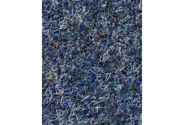 ilima Nadelfilz Twist Blau 200 cm breit