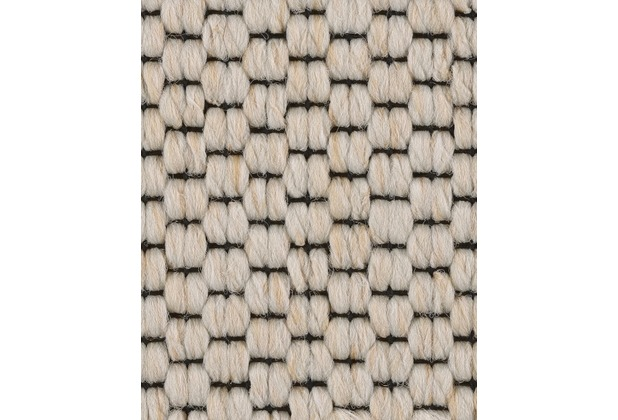ilima Teppichboden Flachgewebe-Schlinge Turania beige 400 cm