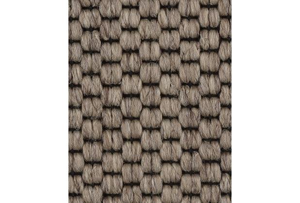 ilima Teppichboden Flachgewebe-Schlinge Turania beige/natur 400 cm