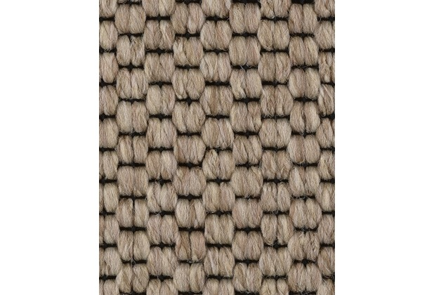 ilima SOLERO/APPLAUSE Teppichboden, Flachgewebe-Schlinge, beige/Natur 400 cm breit