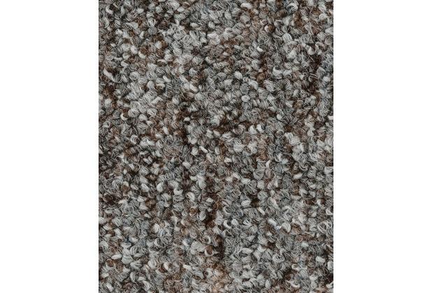 ilima Teppichboden Schlinge bedruckt DISCO/PHANTOM grau 200 cm breit