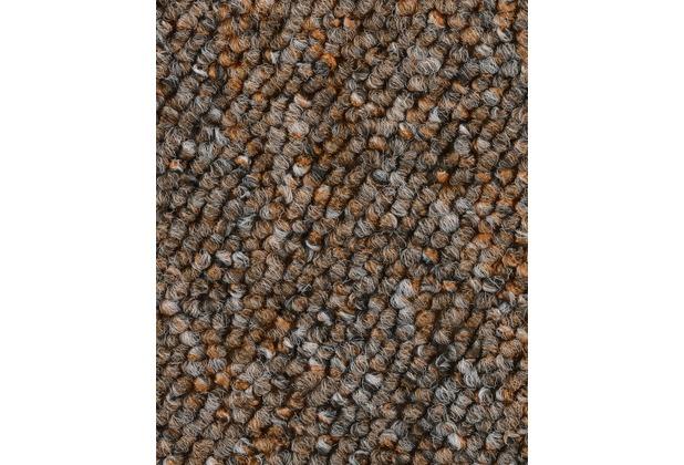 ilima Teppichboden Schlinge BARDINO/ROCKY braun meliert 400 cm breit