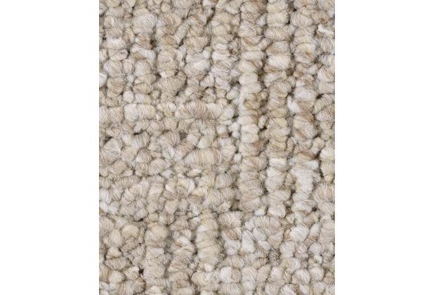 ilima Teppichboden Schlinge gemustert Alaska hellbeige 200 cm