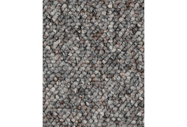 ilima FLORENTINA/BUDDY Teppichboden, Schlinge, grau 200 cm breit
