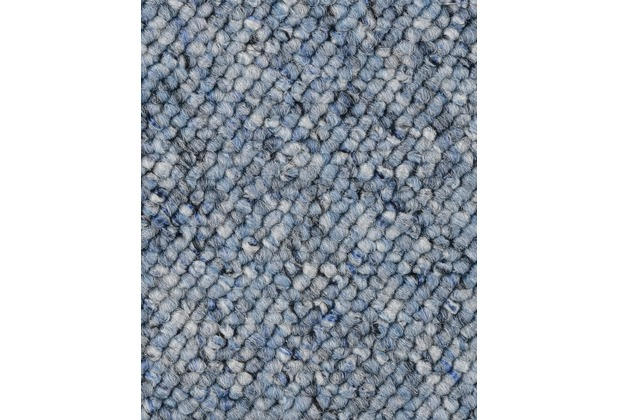 ilima Teppichboden Schlinge Korfu hellblau 200 cm